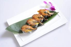 江苏烤鳗寿司