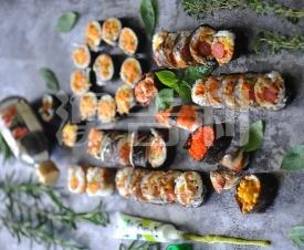缤纷自助-寿司