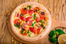 超级总汇披萨