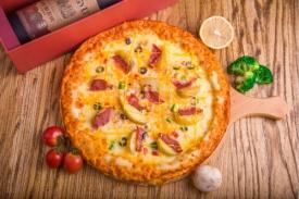金牌白薯披萨