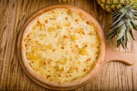 金枕榴莲披萨